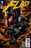 Flash Vol 4 #50 Cover B Variant Duncan Fegredo Batman v Superman Dawn Of Justice Cover