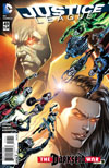 Justice League Vol 2 #49 Cover A Regular Jason Fabok Cover