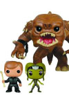 POP Star Wars Rancor 6-Inch With Luke & Slave Oola Previews Exclusive Vinyl Figure 3-Pack