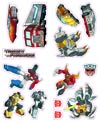 Transformers Family Pack Vinyl Decals - Autobots