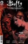 Buffy The Vampire Slayer Season 10 #26 Cover A Regular Steve Morris Cover
