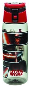 Star Wars 25-Ounce Tritan Flip Lid Water Bottle - Kylo Ren