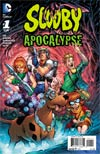 Scooby Apocalypse #1 Cover A 1st Ptg Regular Jim Lee Cover