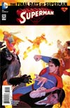 Superman Vol 4 #52 Cover A 1st Ptg Regular Mikel Janin Cover (Super League Part 8)