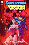 Superman Wonder Woman (New 52) Vol 3 Casualties Of War TP