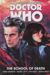 Doctor Who 12th Doctor Vol 4 School Of Death HC