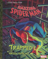 Spider-Man Trapped By The Green Goblin Little Golden Book Reissue HC