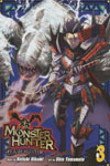 Monster Hunter Flash Hunter Vol 3 GN