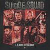 Suicide Squad 2017 7x7-inch Mini Wall Calendar
