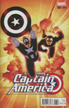 Captain America Sam Wilson #7 Cover D Incentive John Cassaday Variant Cover (Standoff Tie-In)