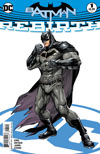 Batman Rebirth #1 Cover B Variant Howard Porter Cover