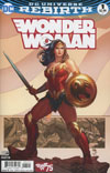 Wonder Woman Vol 5 #1 Cover B Variant Frank Cho Cover