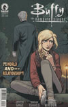 Buffy The Vampire Slayer Season 10 #28 Cover B Variant Rebekah Isaacs Cover