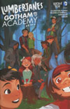 Lumberjanes Gotham Academy #1 Cover A Regular Mingjue Helen Chen Cover