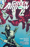Green Arrow (New 52) Vol 8 Night Birds TP