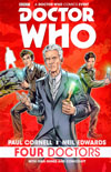 Doctor Who Comics Event Vol 1 Four Doctors TP