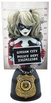 Harley Quinn Mugshot Bust