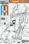 A&A #2 Cover F Incentive David LaFuente Sketch Cover