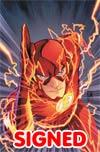 Flash Vol 5 #1 Cover C DF Signed By Joshua Williamson
