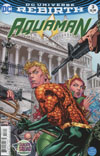 Aquaman Vol 6 #3 Cover A Regular Brad Walker Cover