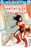 Wonder Woman Vol 5 #2 Cover B Variant Frank Cho Cover
