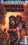 Wonder Woman Vol 5 #3 Cover A Regular Liam Sharp Cover