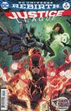 Justice League Vol 3 #2 Cover A Regular Tony S Daniel Cover