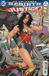 Justice League Vol 3 #2 Cover B Variant Yanick Paquette Cover