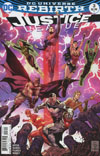 Justice League Vol 3 #3 Cover A Regular Tony S Daniel Cover