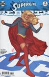 Supergirl Rebirth #1 Cover B Variant Adam Hughes Cover