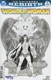 Wonder Woman Vol 5 #4 Cover B Variant Frank Cho Cover