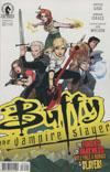 Buffy The Vampire Slayer Season 10 #30 Cover B Variant Rebekah Isaacs Cover