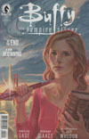 Buffy The Vampire Slayer Season 10 #30 Cover A Regular Steve Morris Cover