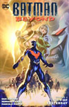 Batman Beyond (New 52) Vol 2 City Of Yesterday TP