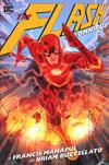 Flash Omnibus By Francis Manapul & Brian Buccellato HC (New 52)