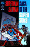 Superman Batman Saga Of The Super Sons TP New Edition