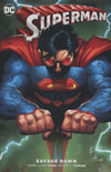 Superman Savage Dawn HC (New 52)