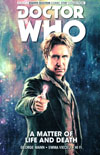 Doctor Who 8th Doctor Vol 1 A Matter Of Life And Death TP