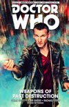 Doctor Who 9th Doctor Vol 1 Weapons Of Past Destruction TP