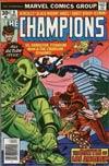 Champions (Marvel) #9