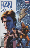 Star Wars Han Solo #1 Cover G Incentive John Cassaday Color Variant Cover