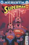 Superman Vol 5 #6 Cover A Regular Doug Mahnke Cover