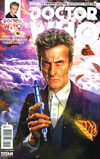 Doctor Who 12th Doctor Year Two #12 Cover A Regular Alex Ronald Cover