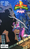 Mighty Morphin Power Rangers Pink #5 Cover A Regular Elsa Charretier Cover
