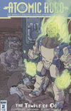 Atomic Robo And The Temple Of Od #2 Cover A Regular Scott Wegener Cover