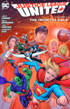 Justice League United (New 52) Vol 2 The Infinitus Saga TP