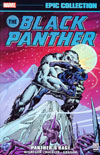 Black Panther Epic Collection Vol 1 Panthers Rage TP
