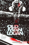 Wolverine Old Man Logan Vol 2 Bordertown TP