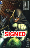 Dark Knight III The Master Race #1 Cover Z-Z-A DF AOD Exclusive Variant Cover Signed By Dale Keown