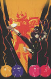 Mighty Morphin Power Rangers (BOOM Studios) #5 Cover E Incentive Riley Rossmo Virgin Variant Cover